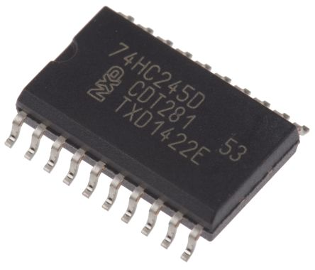 74HC245D,652