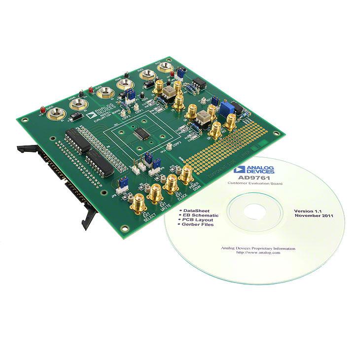 ad9761-ebz价格 - adi da转换器代理商报价 - findic
