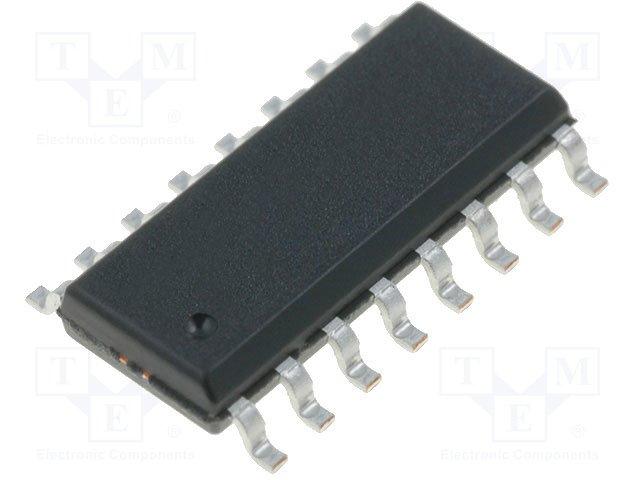 Cd74hc4051e Datasheet Pdf Texas Instruments Pinout