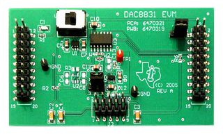 DAC8831EVM