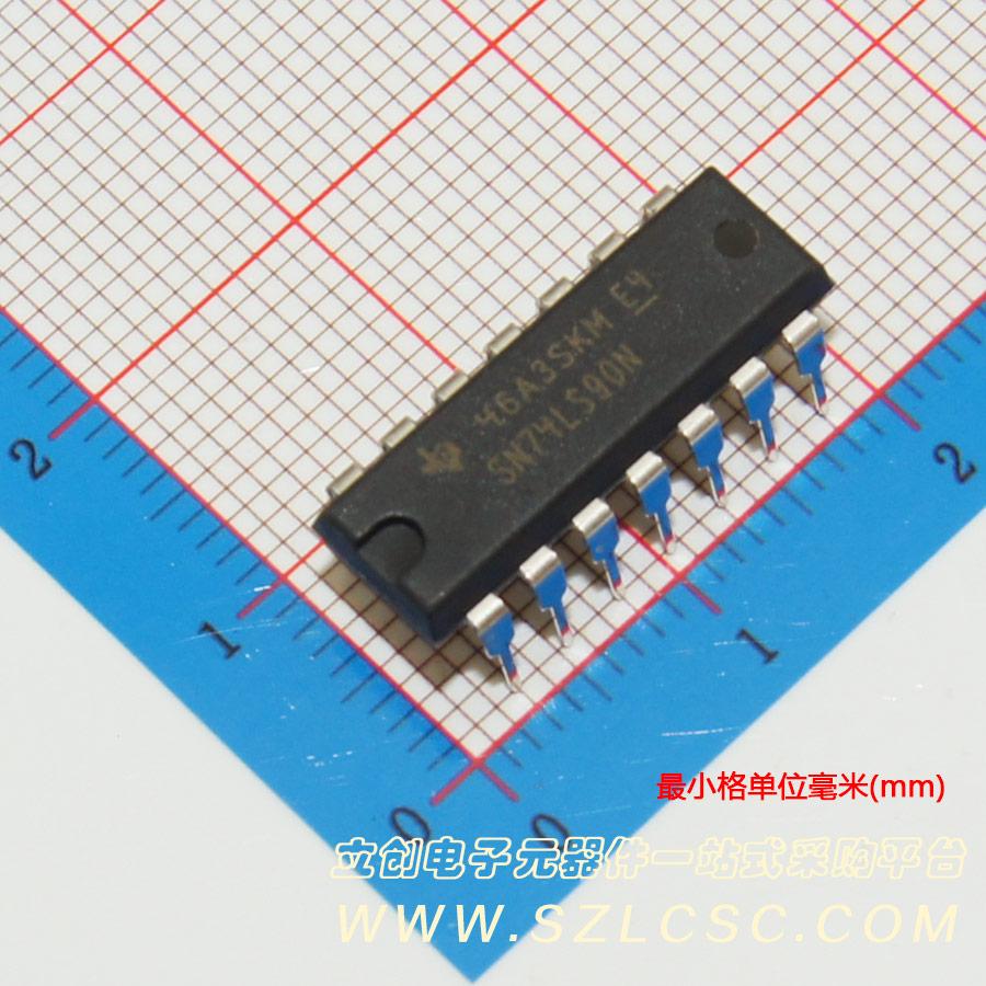 HD74LS90P