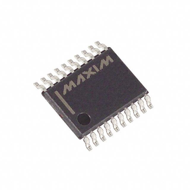 MAX1280BEUP