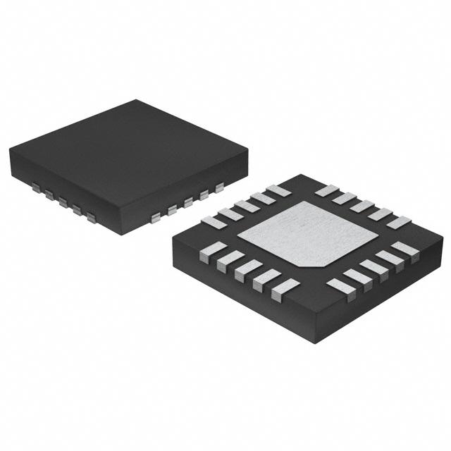 MAX16804ATP+