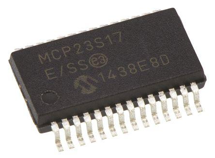 MCP23S17-E/SS