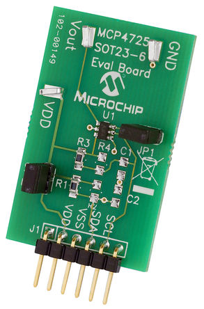 MCP4725EV
