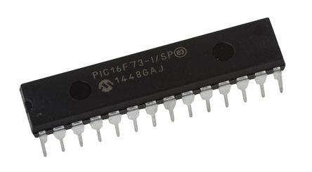 Микросхема pic16f73 1 sp