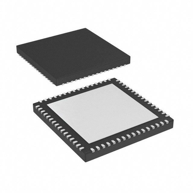 PIC32MX550F256H-V/MR
