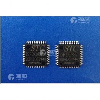 STC15F2K08S2-28I-LQFP44