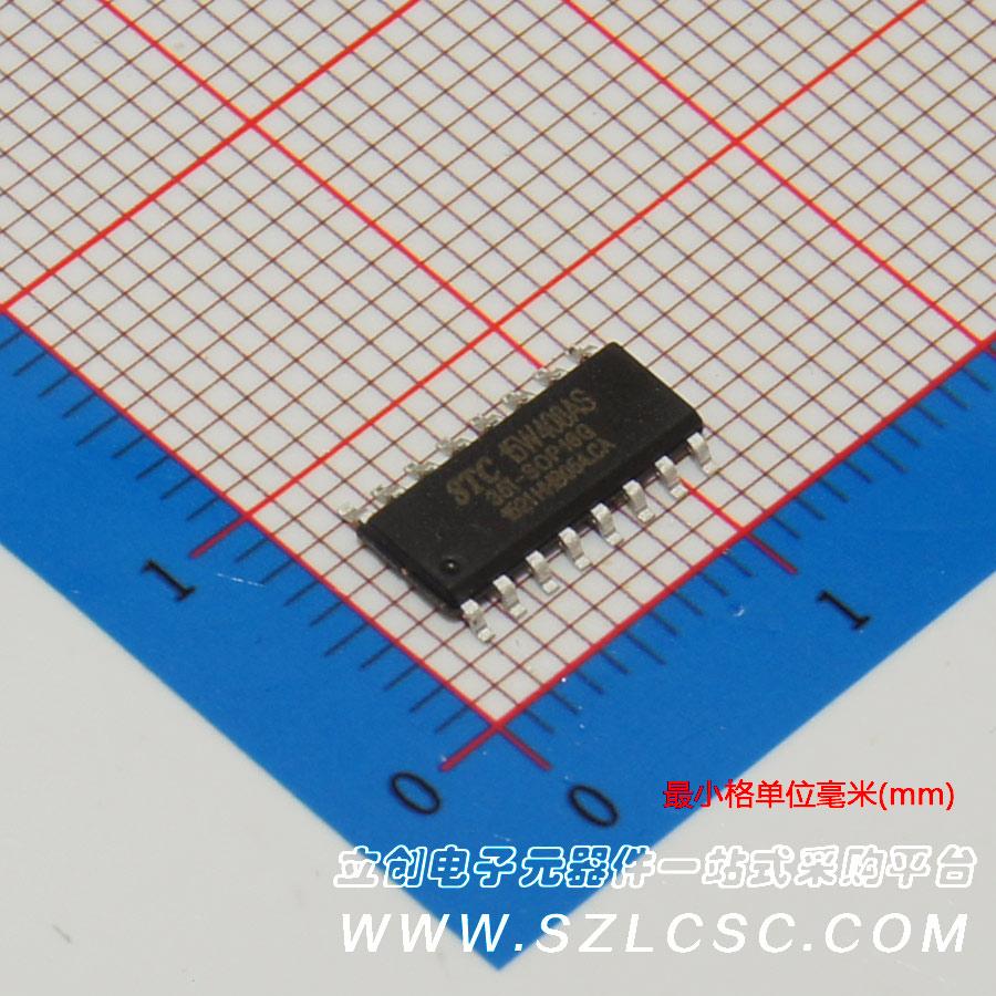 STC15W408AS-35I-SOP16