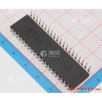 STC90C52RC-40I-PLCC44G