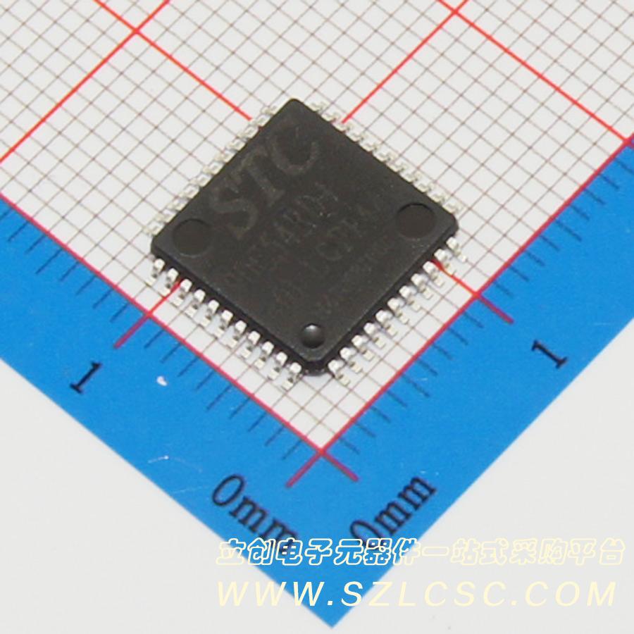 STC90C54RD+40I-LQFP44