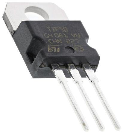 TIP50 Datasheet (PDF) - ON Semiconductor
