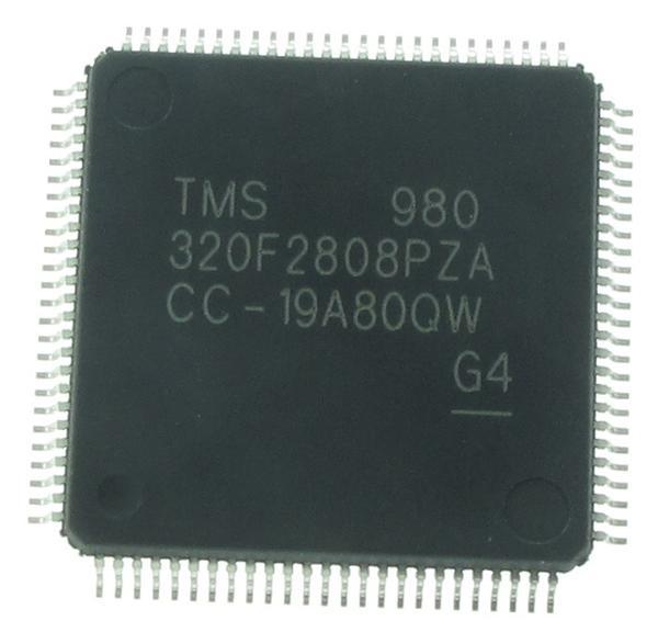 TMS320F2808PZA