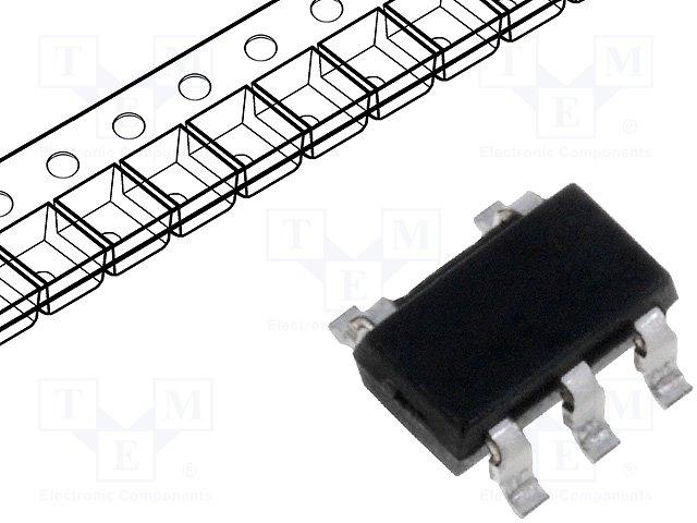 TPS71550DCKR