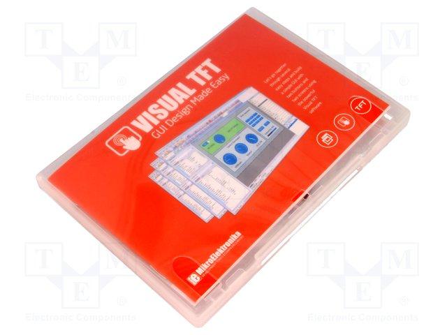 VISUAL TFT-LICENSE ACTIVATION CARD